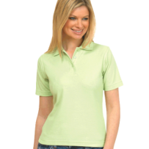 Ladies Pique Polo Shirt
