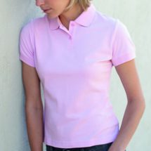 Lady-Fit Polo Shirt