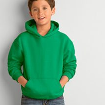 GILDAN Heavyweight Blend Youth Hooded Sweatshirt