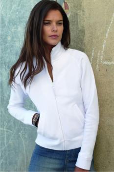 Lady Fit Sweat Jacket