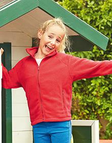 FRUIT OF THE LOOM Kids Outdoor Fleece